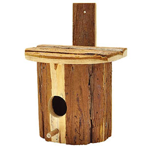 Gardirect Natural Bluebird House